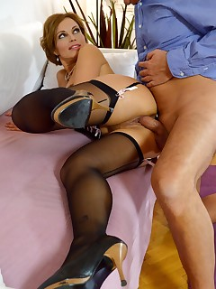 Amature Stocking Sluts